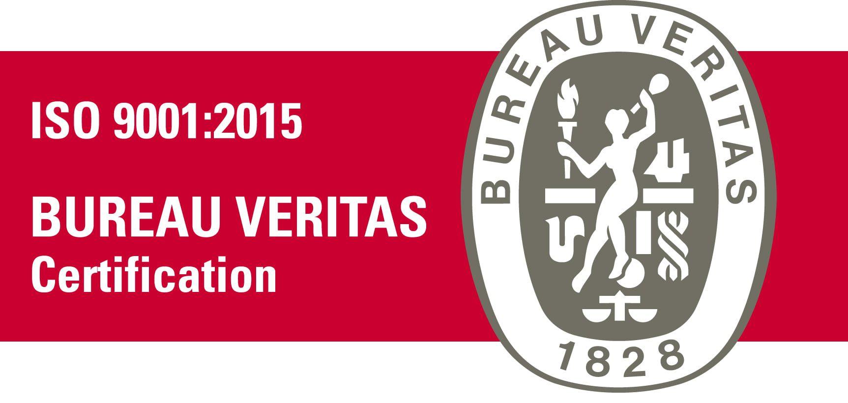 bv certification iso 9001 2021