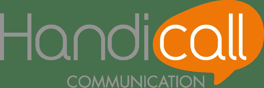 logo handicall communication siège etampes png